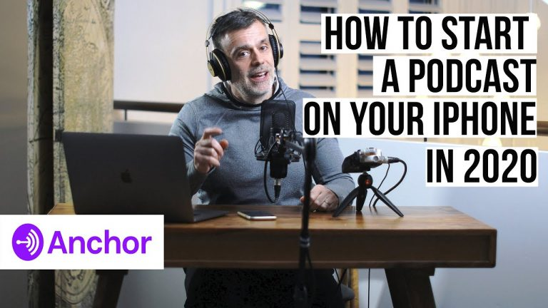How to start a Podcast on your iPhone