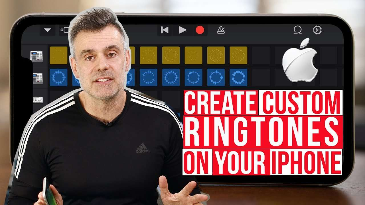 How to create a custom Ringtone on your iPhone – Garage Band Style