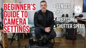 A Beginner's Guide to using your new camera! Lens selection, ISO, Aperture and Shutter explained