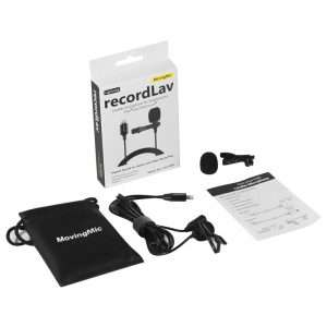 MovingMic RecordLav 3 Pro for iPhone