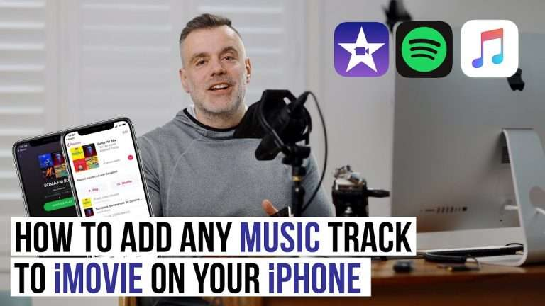 Read more about the article How to add any music track to iMovie on your iPhone