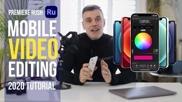 How to edit videos on Android and iOS with Adobe Premiere Rush
