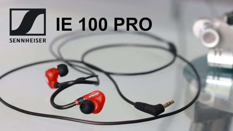 Read more about the article Sennheiser IE100 Pro Monitor Headphones for Musicians, DJ's, Producers and Performers