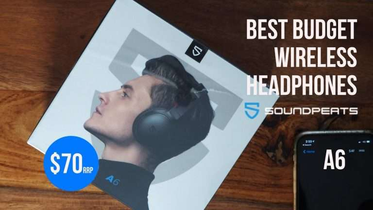 Read more about the article SoundPeats A6 | Amazingly cheap Wireless Headphones with ANC! But are they worth it?