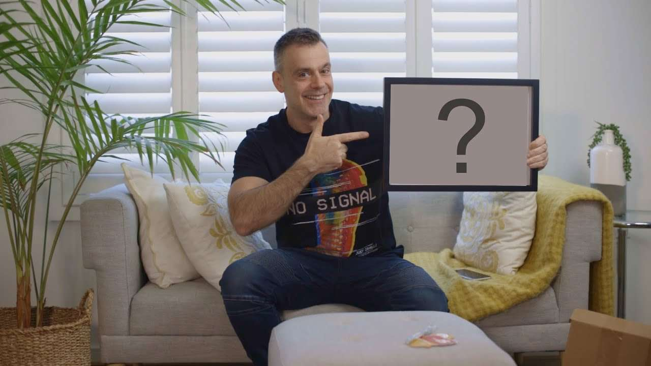 You are currently viewing Unboxing Surprise – Is it Art or is it Technology?